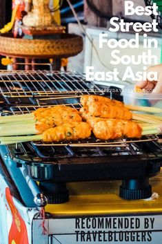 This is the ultimate food list for 30 Top Street Food To Try in South East Asia. All of the dishes are recommended by travel bloggers who have travelled Southeast Asia and suggested the best street food in Southeast Asia. Included is pictures of South East Asian street food, prices of food in Southeast Asia, descriptions of the best south east asian food to get. Experience local region and travel Southeast Asia by using this street food list. #southeastasian #travelseasia #asianfood #seasiafood Best Cooking Oil, Cooking For Two, Cooking Chef, Cooking Rice, Cooking Tools, Camping Cooking, Cooking Bacon, Cooking Classes, Cooking Couscous