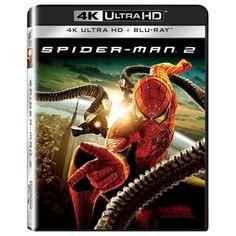 Blu-ray Spider-man 2, UHD + BD, CZ dabing | Elpéčko - Predaj vinylových LP platní, hudobných CD a Blu-ray filmov Thing 1, Spider Man 2, Video Game, Sci Fi, Superhero, Artwork, Fantasy, Work Of Art, Science Fiction