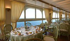 Roof Garden #seaview Grand #Hotel Baia Verde- #Catania- #Sicily