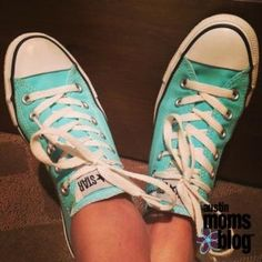 Converse Shoes- Fashion Friday: #AustinMomsBlog