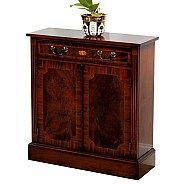 Small Hall Cupboard Mahogany