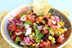 Calico Salsa Recipe | Just A Pinch Recipes