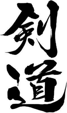 Japanese Kendo 剑道