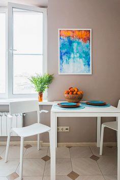 dining table, Anna Kovalchenko Interiors