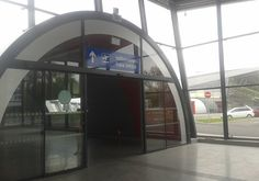 New train stop at Ostrava Airport. Traveling, Train, Car, Viajes, Automobile, Travel, Cars, Trips