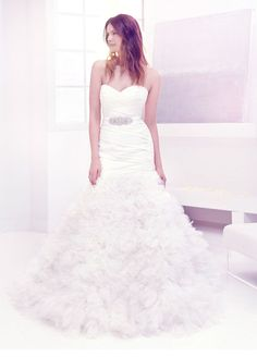 Bridal Gowns, Wedding Dresses by Lovelle By Lazaro - Style LL4408