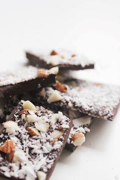 that's just fabulous: Gwyneth Paltrow Recipe 6 : Dark Chocolate Bark