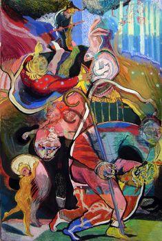 Funky Art, Hippie Art, Weird Art, Psychedelic Art, New Wall, Aesthetic Art, Collage Art, Art Inspo, Painting & Drawing