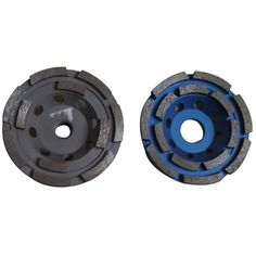 brasive shape and appearance shall be chosen depending on the user's machine tools and workpieces to determine the requirements for abrasive, please reference standards when designinghttp://www.alldiamondtools.com/2-row-concrete-cup-wheel.html