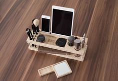 Final Christmas Deal - Gift For Her - Taylor Beauty Station | Daily Make-up Organizer with Mirror - Fast Shipping