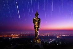 """500px / Photo """"Light of Buddha"""" by Anan Charoenkal"""