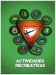 07 Especialidades de Actividades Recreativas | Club de Conquistadores by jorgequiat via slideshare