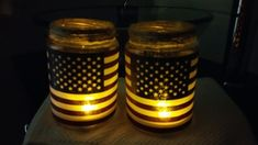 Memorial Day / Fourth of July Luminaries