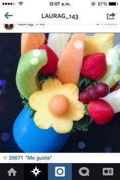 Fruta en formas :)