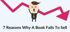 7 Reasons Why A Self-Published Book Fails To Sell… by Derek Haines  on Just Publishing Advice: Getting a self-published book to sell well is not easy However, many self-published authors fail to give their books the best chance of success because t… #kindlepublishing