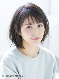 The Beauty Products Chin Length Hair, Shoulder Length Hair, Japanese Beauty, Asian Beauty, Ombre Hair, Medium Hair Styles, Short Hair Styles, Types Of Hair Extensions, Korean Short Hair