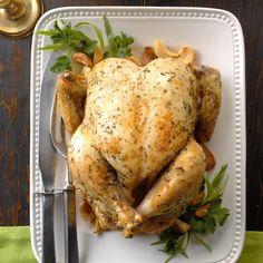 Garlic Clove Chicken
