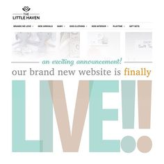 New website... now it's time to add new products!  https://ift.tt/29pqnIn