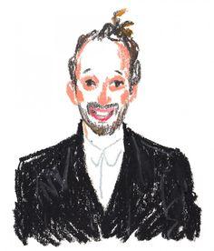 Damien Florébert Cuypers (Bottle Sketch Pencil Drawings)