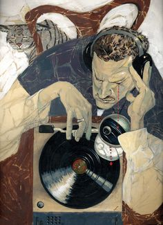 BLUE COLLAR/WHITE COLLAR by Sterling Hundley