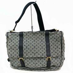 ba05d2354ace Authentic Louis Vuitton Shoulder Bag M42350 Sack Maman 277824  fashion   clothing  shoes