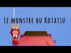 Histoire pour enfants - Le Monstre du Kotatsu - Livre animé et audio