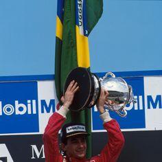 Especial Aniversario - 21 años sin Ayrton Senna