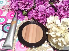 Pür Limited Edition Glow Together Bronzer & Hydra Fluid Water Serum Foundation