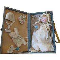 Miniature 6' Bye-Lo Baby in Presentation Box