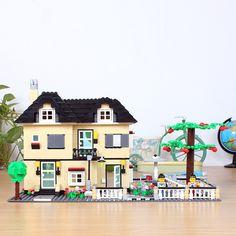 31.17$  Watch now - https://alitems.com/g/1e8d114494b01f4c715516525dc3e8/?i=5&ulp=https%3A%2F%2Fwww.aliexpress.com%2Fitem%2FVilla-Castle-City-Building-Blocks-DIY-Assemble-Construction-Enlighten-Bricks-Toys-Legoeddis-34053%2F32662656673.html - Villa Castle City Building Blocks DIY Assemble Construction Enlighten Bricks Toys myeddis 34053
