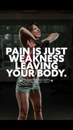 Fitness motivation for you.