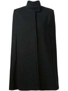 Stella mccartney Anouk Cape Coat in Black