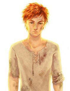 Best fan art I've found so far that represents Kvothe...
