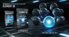 Platform: Win/Mac Video Copilot released another free plugin for Adobe After Effects called Glass Eye. Download link you can find right here…