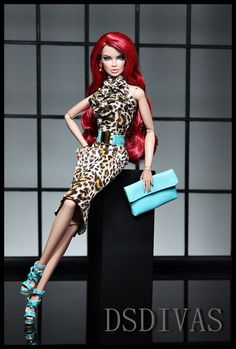 Vanessa Perrin/Chromed Out/FR doll/Integrity Toys