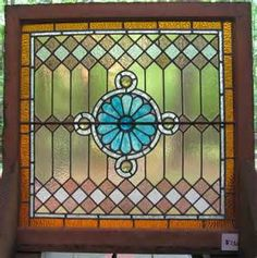ANTIQUE STAINED GLASS WINDOWS - Yahoo Image Search Results Antique Stained Glass Windows, Mirror, Antiques, Frame, Image Search, Home Decor, Antiquities, Picture Frame, Antique