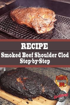 Smoked Beef Shoulder Clod Recipe And Step-by-Step
