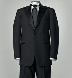 European dinner suit-Frank Casey