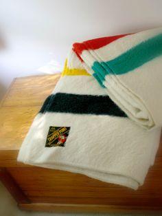 Trapper Point Wool Blanket