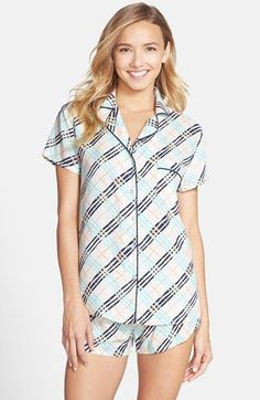 Splendid Classic Short Pajamas available at #Nordstrom