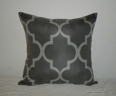 DecorativeAccentThrow Pillow CoverFree US by EllensDesigns on Etsy, $33.00