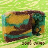 Soap QueenHot Process Series: Crock Pot Camo   Soap Queen  Горячим способом