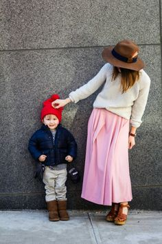 kids style + mama style #kidsfashion #womensfashion