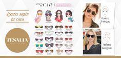 ¿Te gustaría saber qué tipo de lentes te favorecen? #TesaliaPersonalStyling