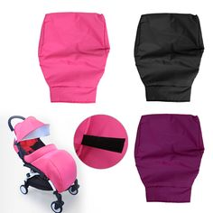 1Pc Universal Baby Warm Stroller Windshield Foot Cover Buggy Pushchair Pram FootMuff