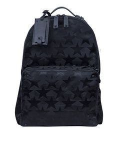 VALENTINO Nylon Camostar Backpack. #valentino #bags #leather #nylon #backpacks #