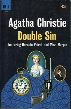 Double Sin. Published by Dell Publishing (1964)