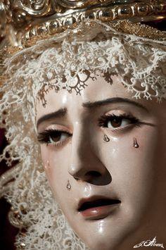 Besamanos a María Santísima del Rocío y Esperanza -2010