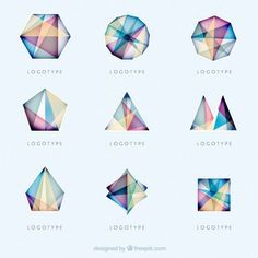 than a million free vectors, PSD, photos and free icons. Exclusive freebies and all graphic resources that you need for your projects Logo Design, Icon Design, Design Art, Web Design, Logo D'art, Eye Logo, Geometric Logo, Geometric Designs, Geometric Graphic Design