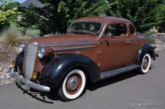 1937 Dodge coupe  viabigcheese327 | The Classic Car Feed - Classic and antique cars | bigcheese327 December 2015